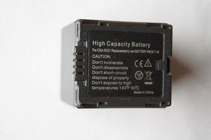 Kompatibler Akku zu Panasonic CGA-DU21E/1B -- © bepixelung.org