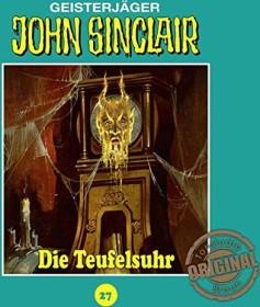 John Sinclair Tonstudio Braun - Folge 27 - Die Teufelsuhr