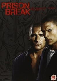 Prison Break Box (Season 1-4) (UK)