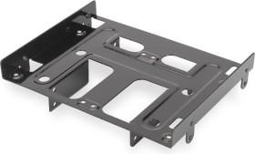 """Digitus Quad SSD Adapter, 5.25"""" auf 4x 2.5"""" Festplatten Einbaurahmen (DA-70433)"""