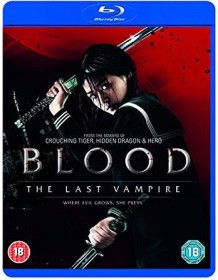 Blood - The Last Vampire (2009) (Blu-ray) (UK)