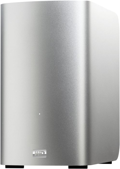 Western Digital My Book Thunderbolt Duo 4000GB, 2x Thunderbolt (WDBUPB0040JSL-EESN)