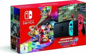 Nintendo Switch - Mario Kart 8 Deluxe Bundle schwarz/blau/rot (2019)