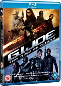 G.I. Joe - The Rise Of Cobra (Blu-ray) (UK)