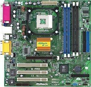 ASRock G Pro, SiS650 [SDR/DDR]