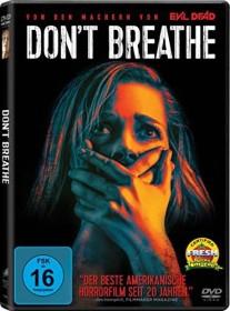 Don`t Breathe (DVD)