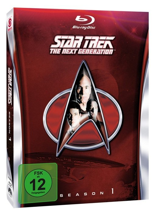 Star Trek: The Next Generation Season 1 (Blu-ray)