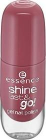 Essence Shine Last & Go Gel Nagellack 48 my love diary, 8ml