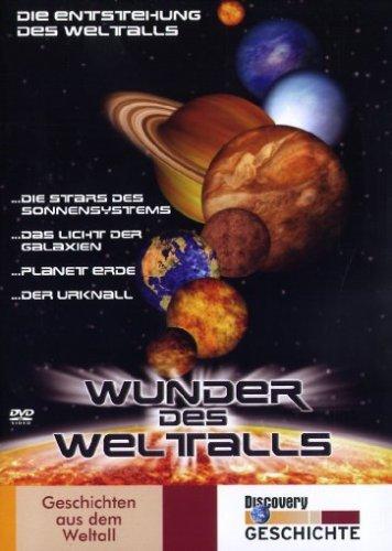 Discovery Geschichte: Wunder des Weltalls Vol. 2 -- via Amazon Partnerprogramm