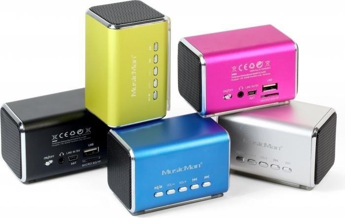 Technaxx MusicMan Midi rosa (3558)
