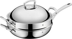 WMF Multiply wok pan with Dämpfereinsatz 32cm (07.5351.6140)