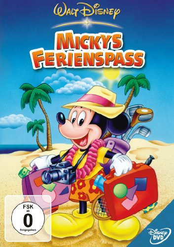 Mickys Ferienspass -- via Amazon Partnerprogramm