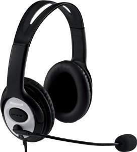 Microsoft LifeChat LX-3000 Headset (JUG-00002)