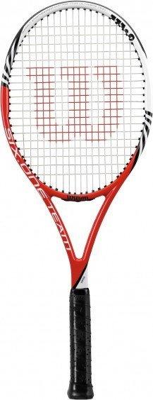 Wilson Tennis Racket nSix-One Team (T6384) -- ©keller-sports.de