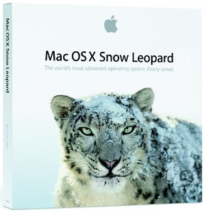 Apple: Mac OS X 10.6.3 Snow Leopard - Family pack, Update (English) (MAC) (MC574Z/A)