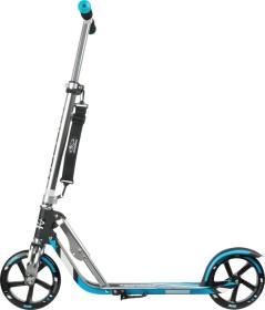 Hudora Big Wheel RX-Pro 205 Scooter schwarz/blau (14709/01)