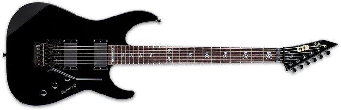 ESP LTD Kirk Hammett KH-602 Black