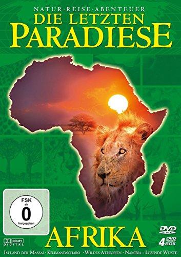 Die letzten Paradiese Vol. 31: Namibia - Lebende Wüste Afrikas -- via Amazon Partnerprogramm