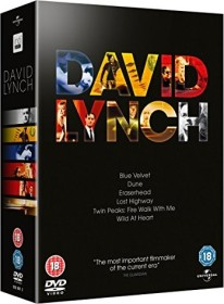 David Lynch Box (5 DVDs) (UK)