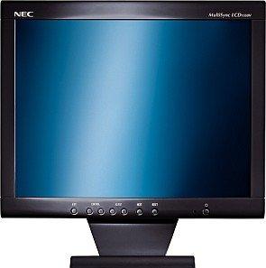 NEC MultiSync LCD1550V-BK, 1024x768, analog, black