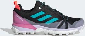 adidas Terrex Skychaser LT Gore-Tex core black/hi-res aqua/purple tint (Damen) (FV6899)