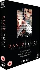 David Lynch Box (3 DVDs) (DVD) (UK)