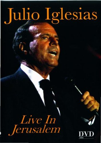 Julio Iglesias - Live in Jerusalem -- via Amazon Partnerprogramm