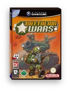 Battalion Wars (German) (GC)