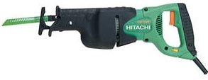 Hitachi CR13VC electric reciprocating saw