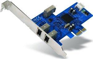 Belkin FireWire Card, 3x FireWire, PCIe x1 (F5U504ea)