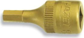 """Hazet 8501-6 Innensechskant Stecknuss 1/2"""" 6x28mm"""