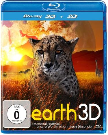 Earth 3D (3D) (Blu-ray) -- via Amazon Partnerprogramm