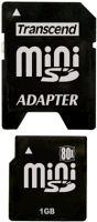 Transcend miniSD 80x 256MB (TS256MSDM80)
