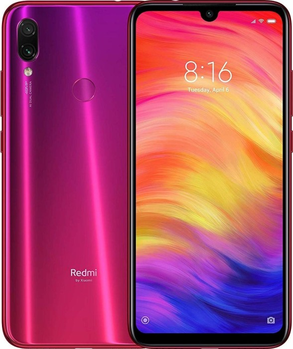 Xiaomi Redmi Note 7 64GB nebula red