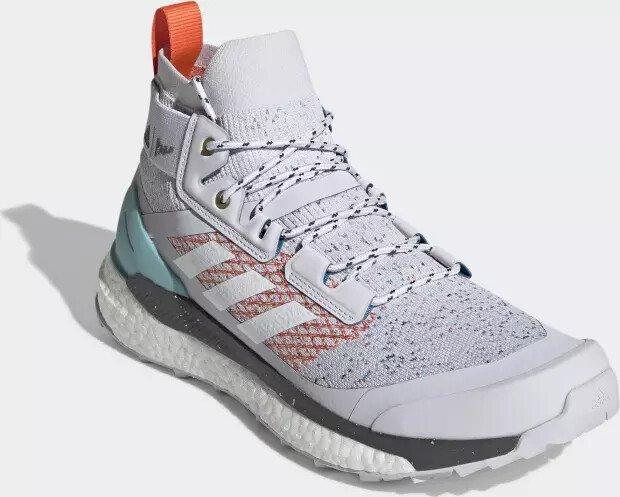 adidas Terrex Free Hiker Parley dash greycloud whitetrue