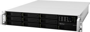 Synology Rackstation RS3412xs, 4x Gb LAN, 2U
