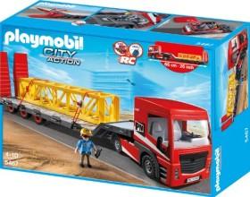 playmobil City Action - Schwertransporter (5467)