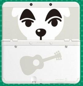 Nintendo decorative panel 005 for New 3DS - K.K. Slider (DS)