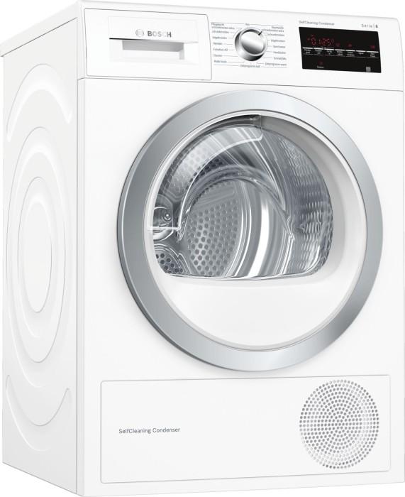 Bosch serie wtw wärmepumpentrockner ab u ac