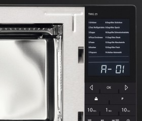 Caso TMG25 menu touch Mikrowelle mit Grill ab € 209,99 (2020