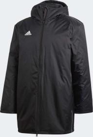 adidas Core 18 stage Jacket black/white (men) (CE9057)