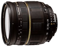 Tamron SP AF 24-135mm 3.5-5.6 AD Asp IF do Pentax K czarny (190DP)