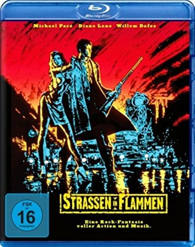 Straßen in Flammen -- via Amazon Partnerprogramm