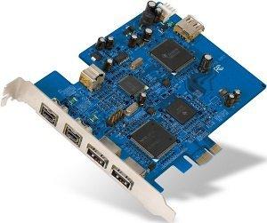 Belkin Combo Card, 3x USB 2.0/3x FireWire 800, PCIe x1 (F5U602ea)