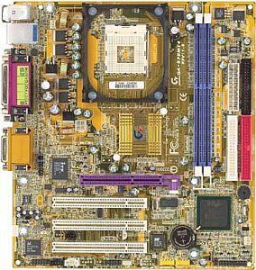 Gigabyte GA-8GEMT4, i845GE (PC-2700 DDR)