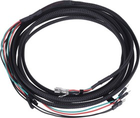 Alphacool Powerbutton connection cable, coated, 3m (18537)
