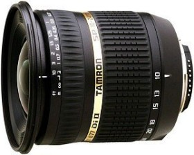 Tamron SP AF 10-24mm 3.5-4.5 Di II LD Asp IF for Canon EF black (B001E)