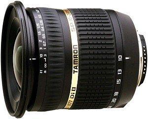 Tamron SP AF 10-24mm 3.5-4.5 Di II LD Asp IF für Canon EF schwarz (B001E)