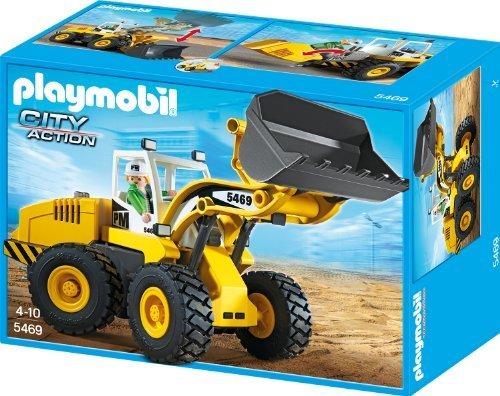 Playmobil city action radlader ab u ac heise