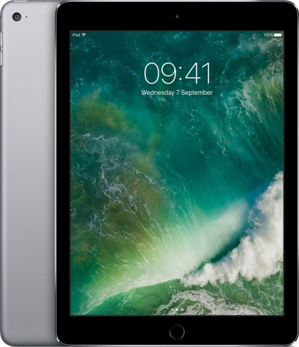 Apple iPad Air 2 LTE 128GB grau (MGWL2FD/A)